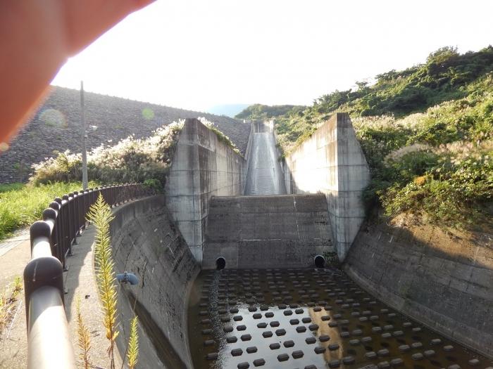 DSCN7001柿崎川ダム