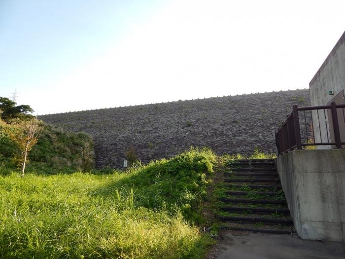 DSCN7003柿崎川ダム