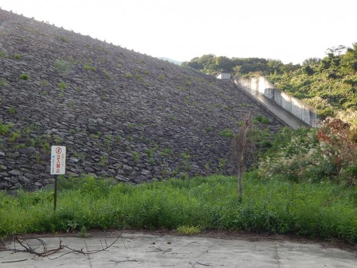 DSCN7009柿崎川ダム