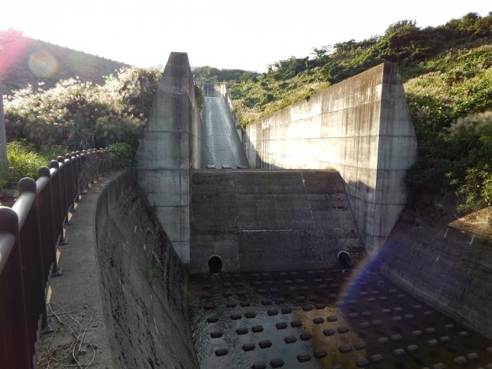 DSCN7012柿崎川ダム