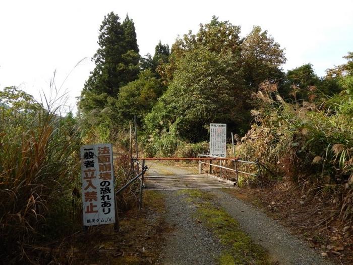 DSCN7022柿崎川ダム