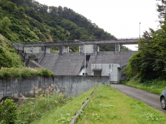 DSCN7028城川ダム