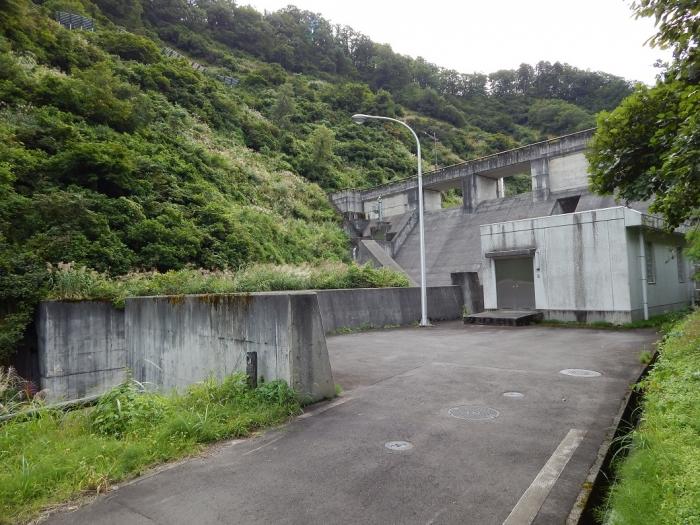 DSCN7031城川ダム