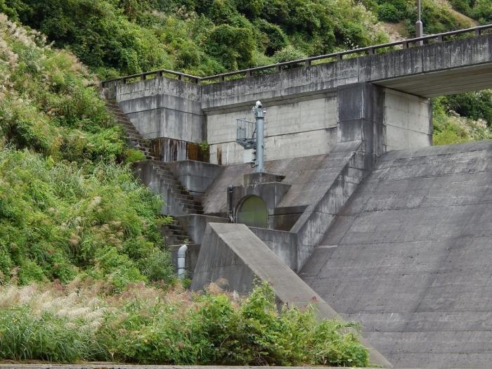 DSCN7032城川ダム