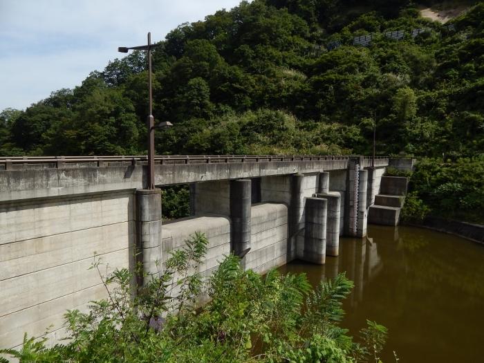 DSCN7049城川ダム