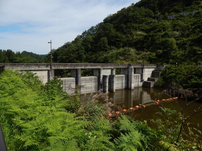 DSCN7053城川ダム