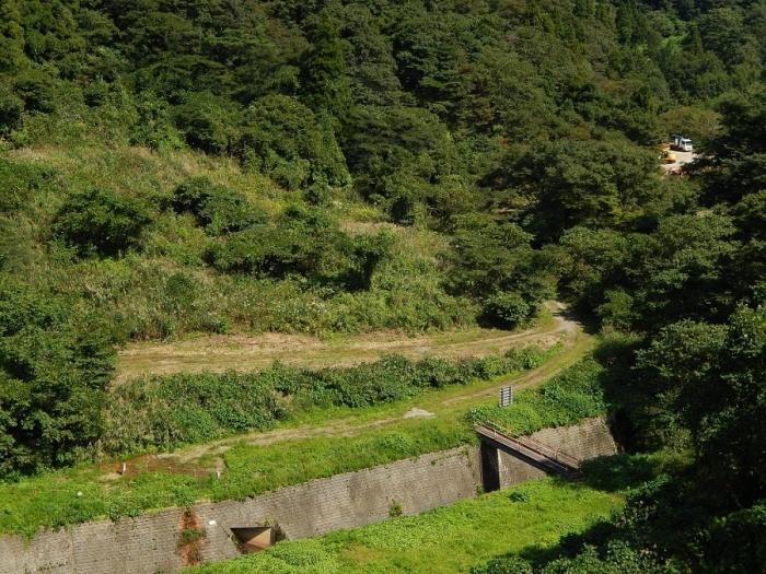 DSCN7070正善寺ダム