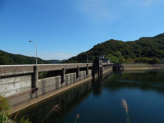 DSCN7083正善寺ダム