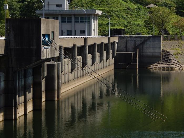 DSCN7084正善寺ダム