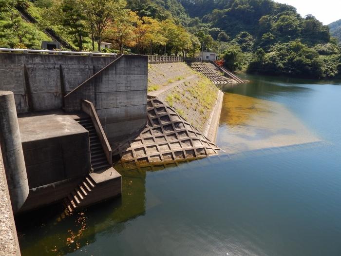 DSCN7091正善寺ダム