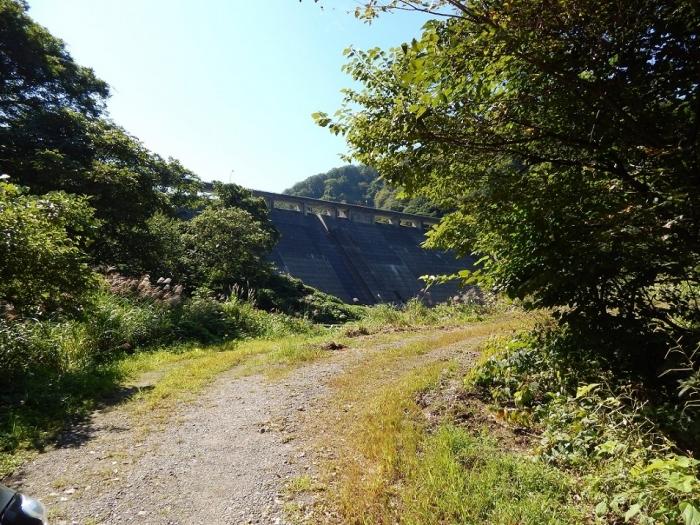 DSCN7093正善寺ダム