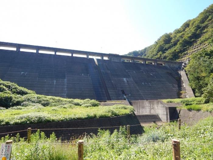 DSCN7095正善寺ダム