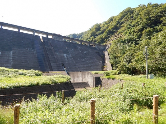DSCN7097正善寺ダム