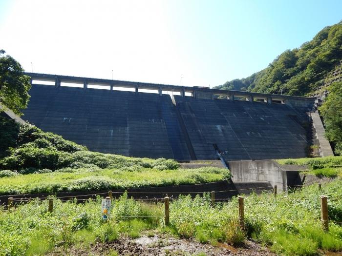 DSCN7098正善寺ダム