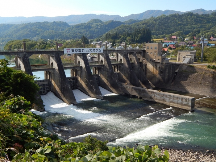DSCN7105西大滝ダム