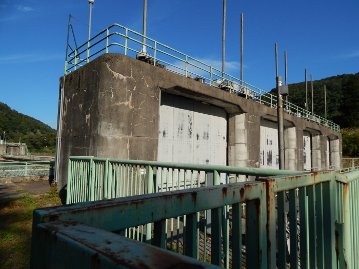 DSCN7200西大滝ダム