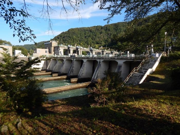 DSCN7224西大滝ダム