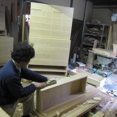 大東漆木工の近況、Facebookページ