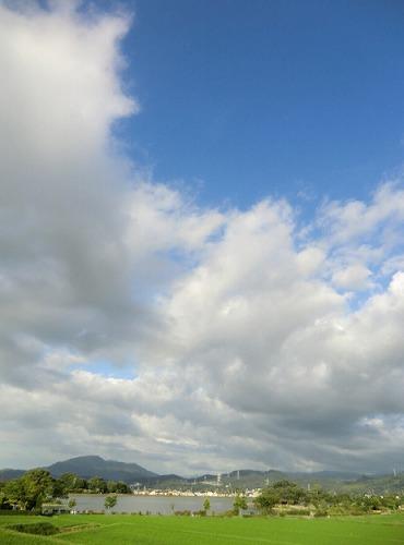 20120717 梅雨明けの龍門