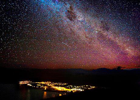 テカポの夜空(national geographic)