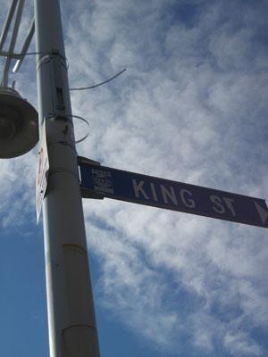 Kinng St