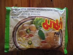 タイオリエンタル味