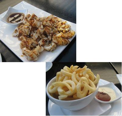チップス&スクゥィッド takahe