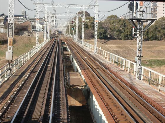 JR阪和線走行中02