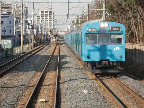 JR阪和線走行中03
