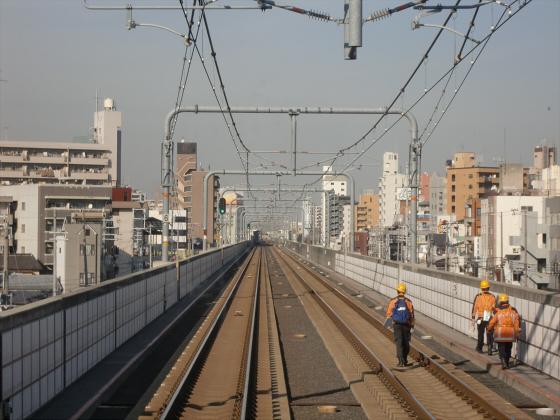 JR阪和線走行中05