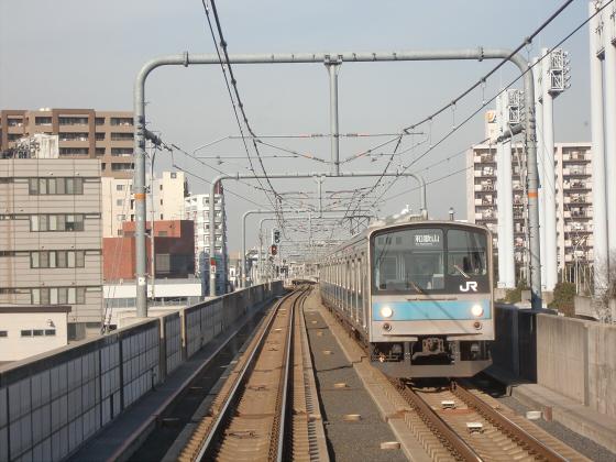 JR阪和線走行中06