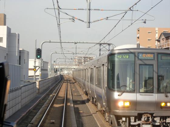 JR阪和線走行中08