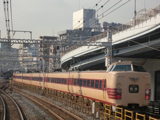 JR阪和線走行中10