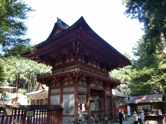 坂本駅周辺⇒日吉神社15