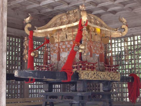 坂本駅周辺⇒日吉神社18
