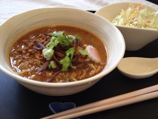 12月5日坦々麺