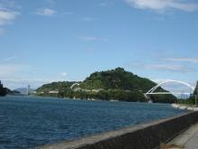岡村島までの3つの橋