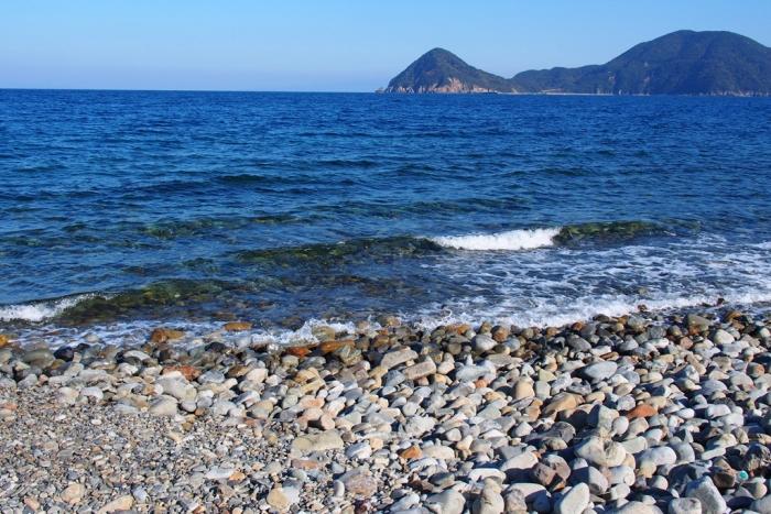 長目の浜 3