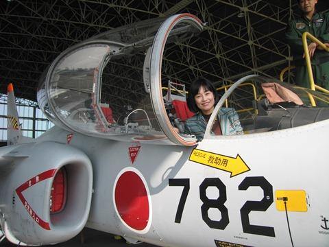 戦闘機at浜松基地