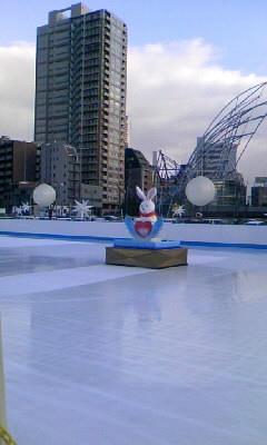 中之島アイススケート
