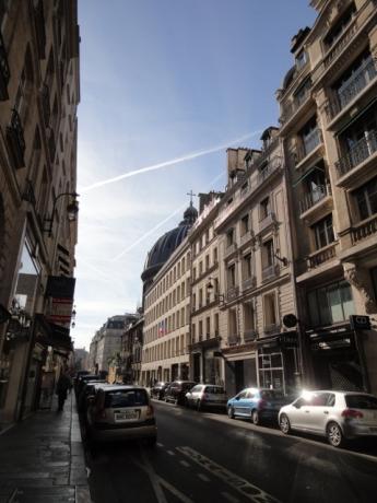 パリの光景