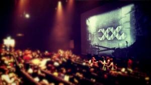 2013 12 14 cross gene ライブ