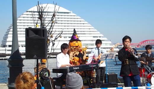 KOBEトアロード・クラフトアートフェア2014 & SWING JAZZ CRUISE in 神戸2014-2
