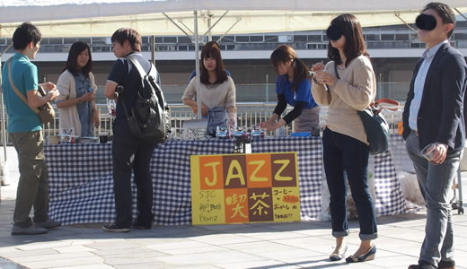 SWING JAZZ CRUISE in 神戸2014(3)-3