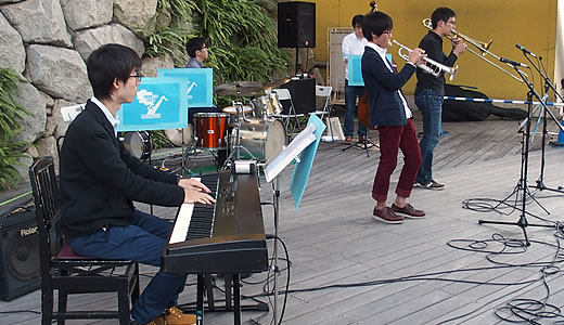 SWING JAZZ CRUISE in 神戸2014(5)-1