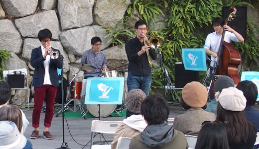 SWING JAZZ CRUISE in 神戸2014(5)-2