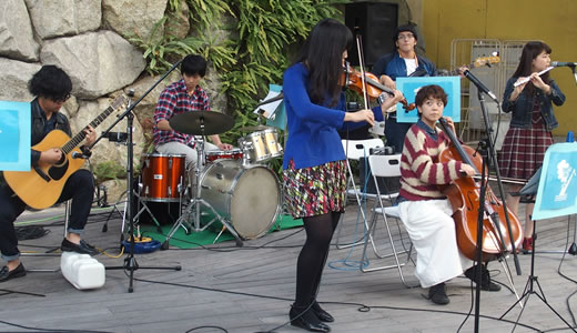 SWING JAZZ CRUISE in 神戸2014(5)-4
