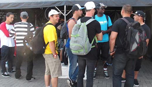 BMXフラットランド世界選手権@ハーバーランド-4