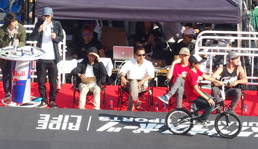 BMXフラットランド世界選手権@ハーバーランド(2)-1