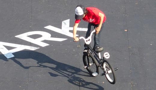 BMXフラットランド世界選手権@ハーバーランド(2)-2